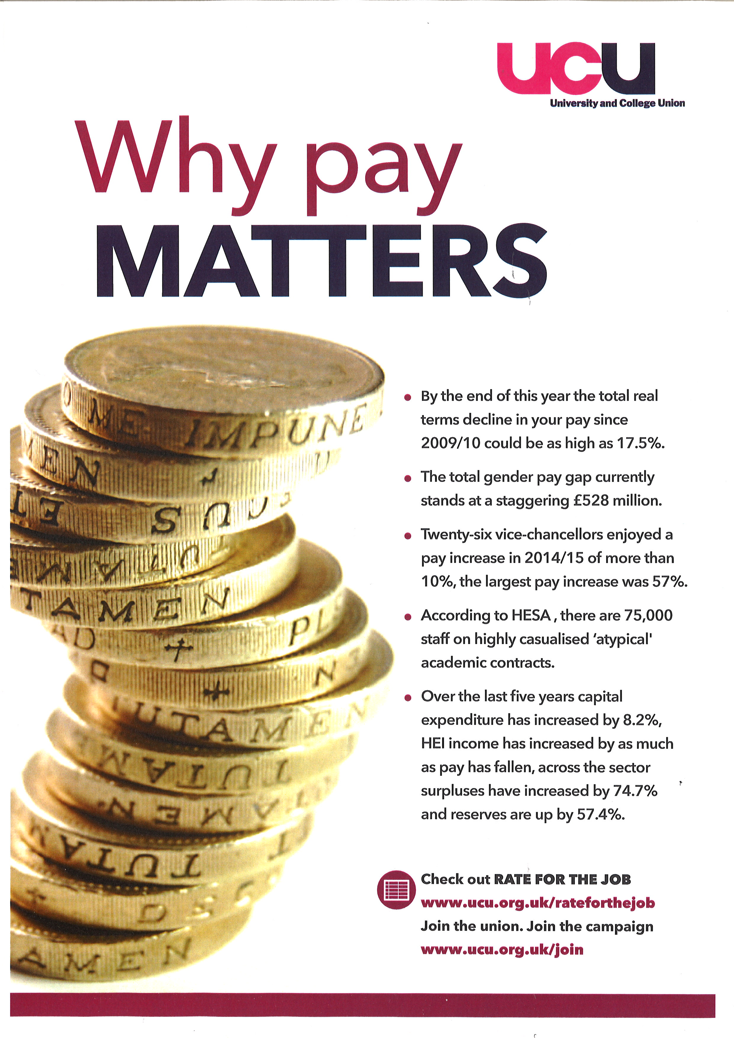 pay poster
